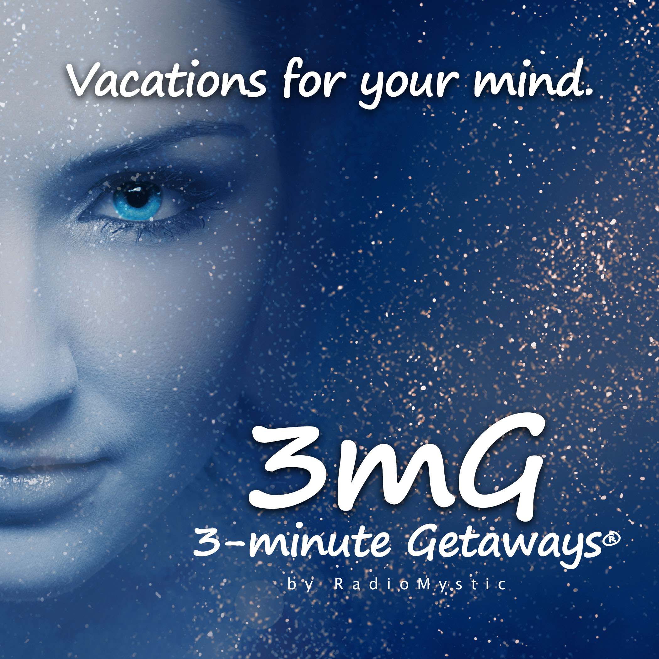 3mG: 3-Minute Getaways