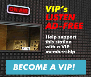 Help Support this Broadcast, Try Live365 VIP for FREE!