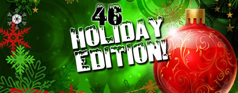 E*SCAPES 046: HOLIDAY EXTRAVAGANZA FEATURING AMETHYSTE
