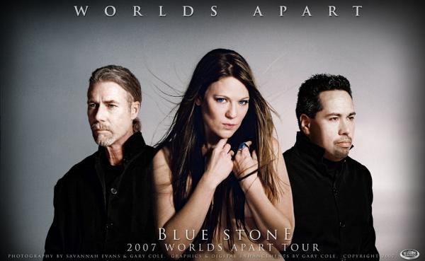 blue stone worlds apart 1