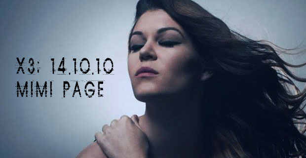 X3-041: 141010: featuring MIMI PAGE