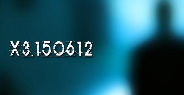 X3-046: 150612