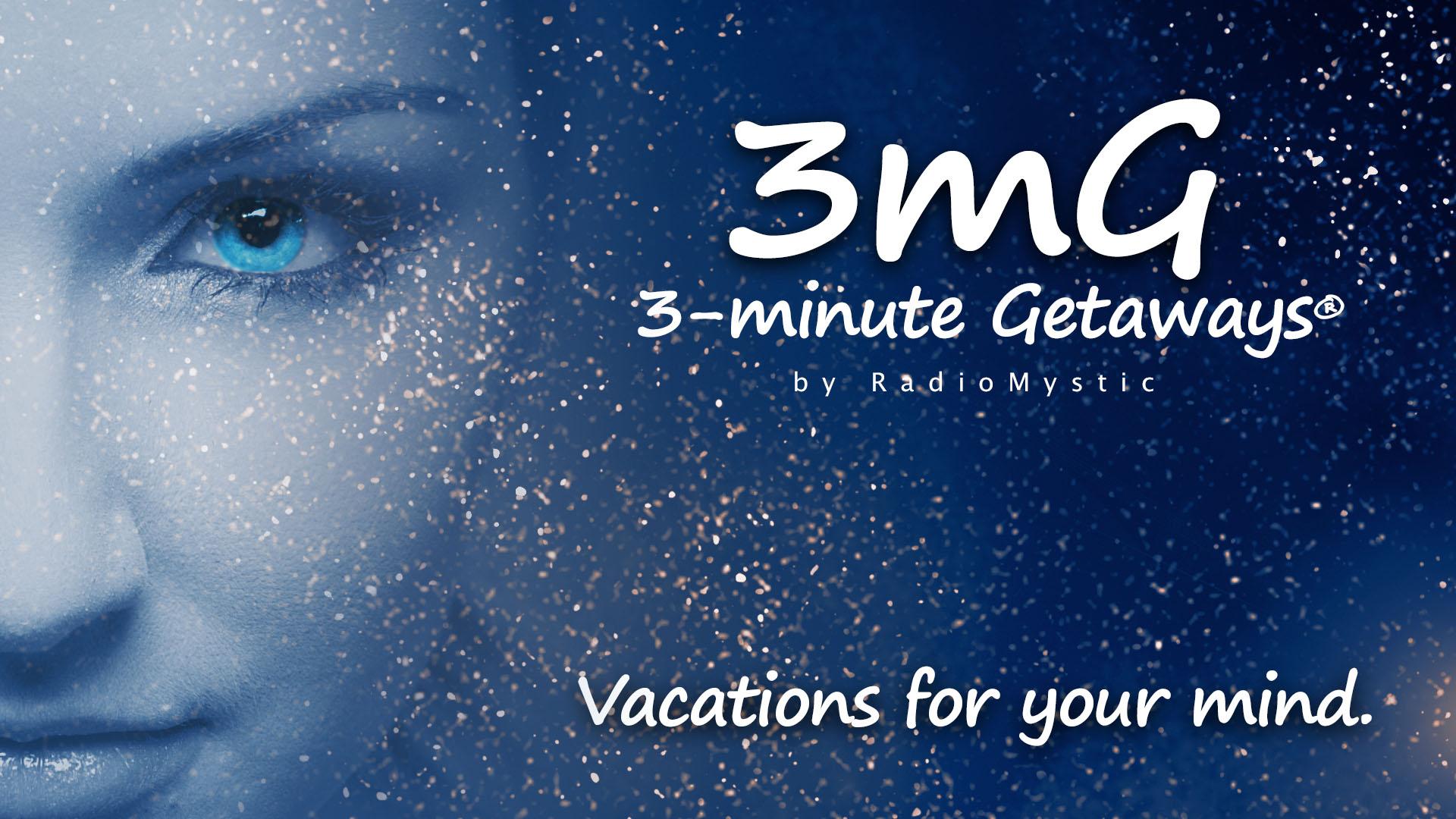 "Radio Mystic announces ""3mG"""