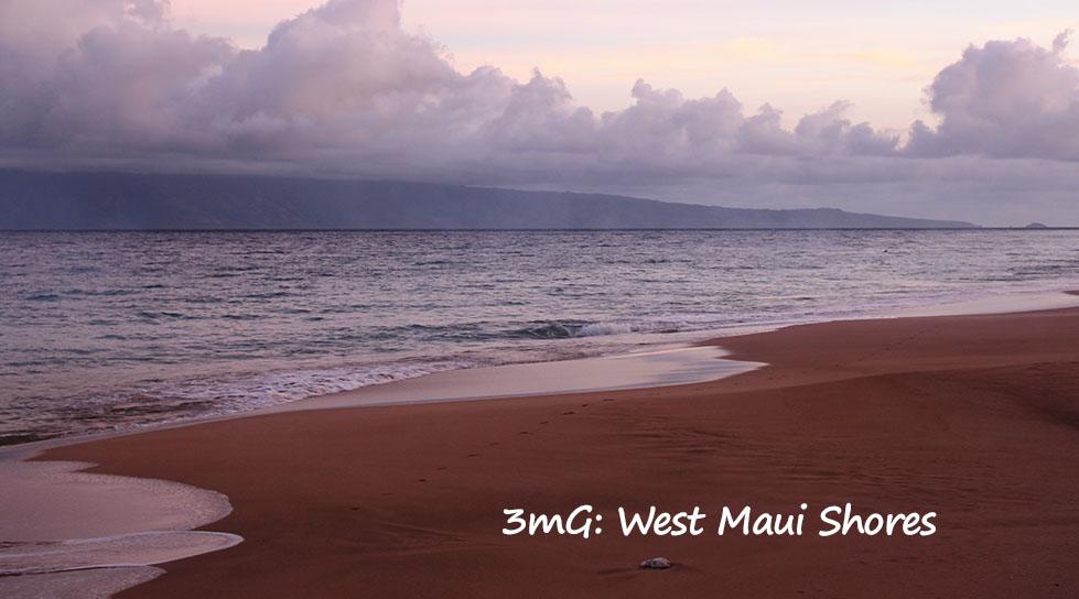 3-minute Getaways 002: West Maui Shores