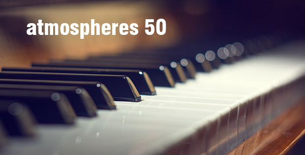 Atmospheres 50: Ivory Keys Sept. 26, 2015