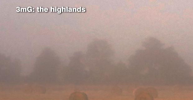 3-minute Getaways 006: The Highlands