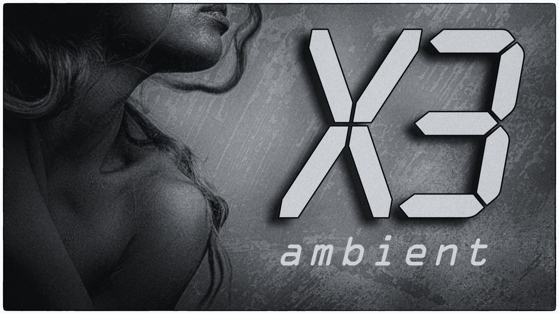 X3 Podcast logo