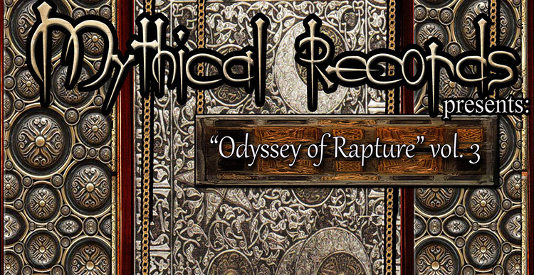 X3-057 Spotlight: Odyssey of Rapture Vol. 3 from Mythical Records