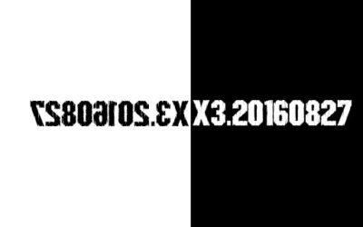 X3-058: 20160827