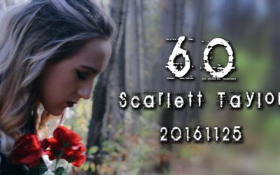 X3-060: Spotlight – Scarlett Taylor