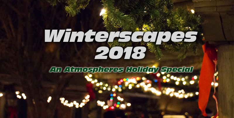 Atmospheres 57: Winterscapes 2018